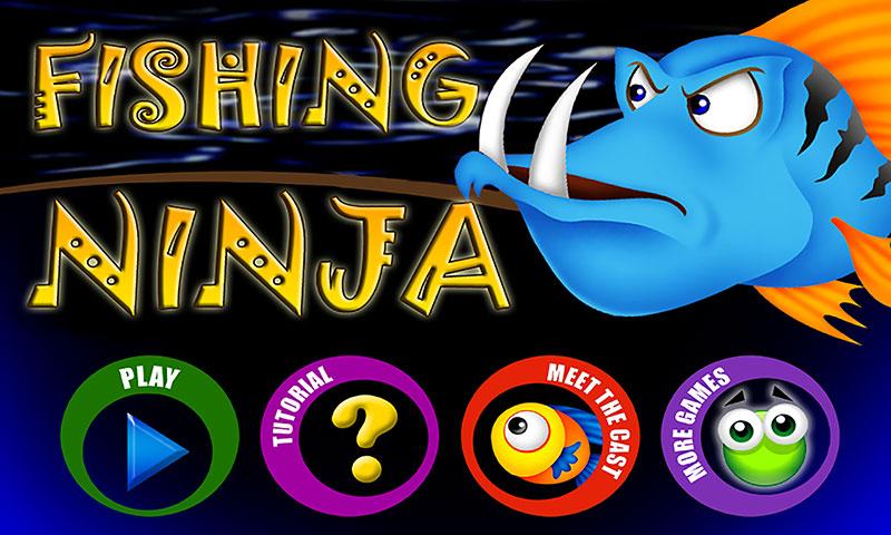 Fishing Like A Ninja Fisher Man: Amazon.es: Appstore para ...