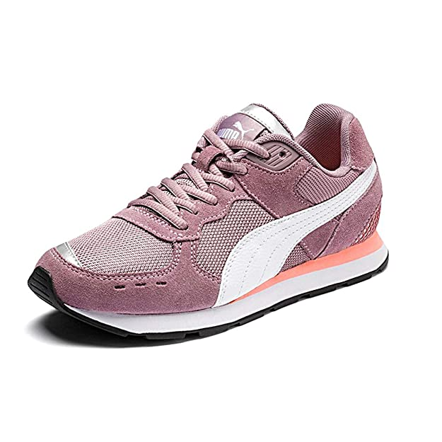 PUMA Unisex Kids' Vista Jr Low Top Sneakers: Amazon.co.uk