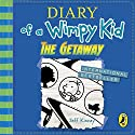 The Getaway: Diary of a Wimpy Kid, Book 12 Audiobook by Jeff Kinney Narrated by Dan Russell