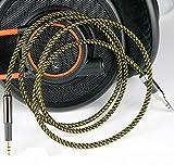 gotor 30AWG multi-core single crystal copper preparation Audio Extension Cord Audio Cable Headphone Cords Headphone Jack Cord Headphone Cable For Q460 K 430 K 450 K 451 K 452 K 480 K 490 K 495(green)