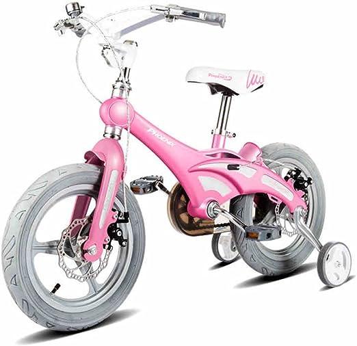 XQ TR-953 Rosado Bicicleta Para Niños Bicicleta Para Niños 3-13 ...