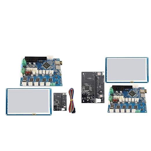 Almencla 2X Duet 2 WiFi se Actualiza a Placa Base de Controladora ...
