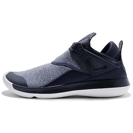 Amazon.com: Nike Jordan para hombre Fly 89, Midnight Navy ...