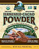 Fair trade Cacao Powder, Certified Organic, Premium, Smooth & Raw, Non-GMO, Perfect for Smoothies, Baking, Chocolate Making, and More! (1 Pound)