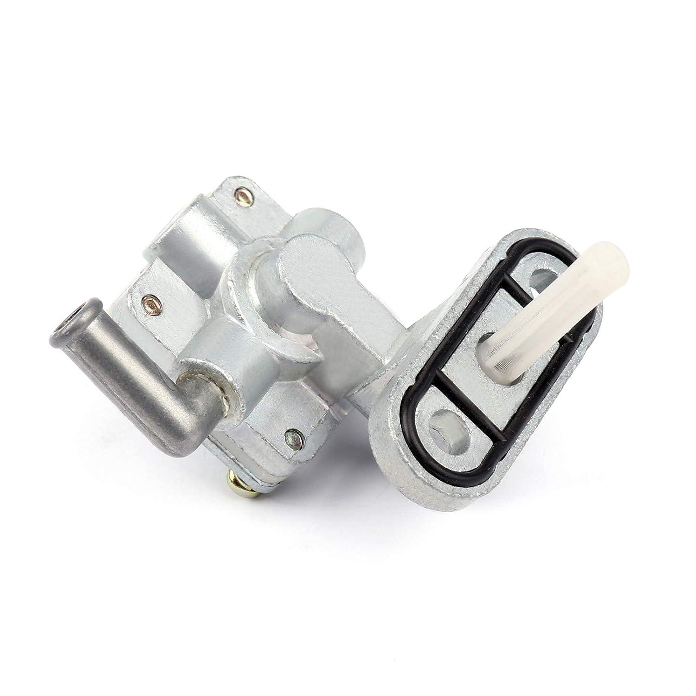 Artudatech Gas Tank Fuel Switch Valve Pump Petcock For Suzuki GSXR750 96-99 SV650//S GSXR600
