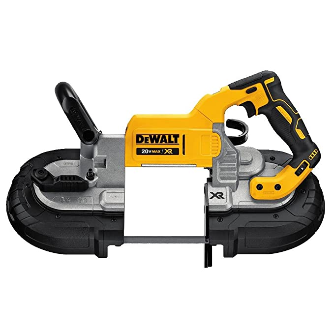best band saw: DEWALT DCS374B - A great power tool worth the purchase