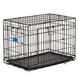 Top Paw Double Door Wire Dog Crate Size : 30″L x 19″W x 21″H Review