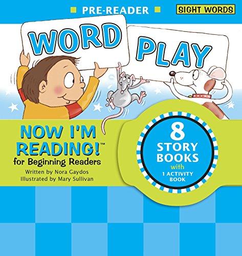 Now I'm Reading! Pre-Reader: Word Play (NIR! Leveled Readers) (Words Christmas Random)