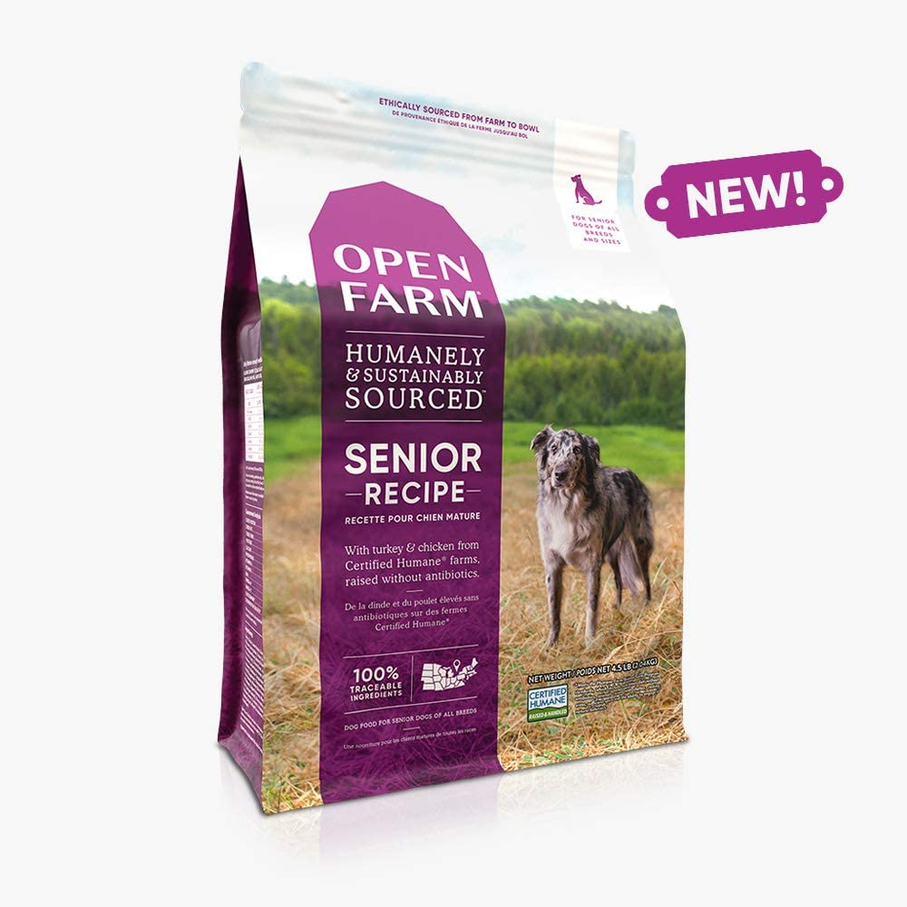 Open Farm Senior Recipe Dry Dog Food