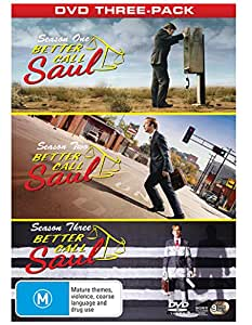 Better Call Saul: Complete Seasons One, Two and Three