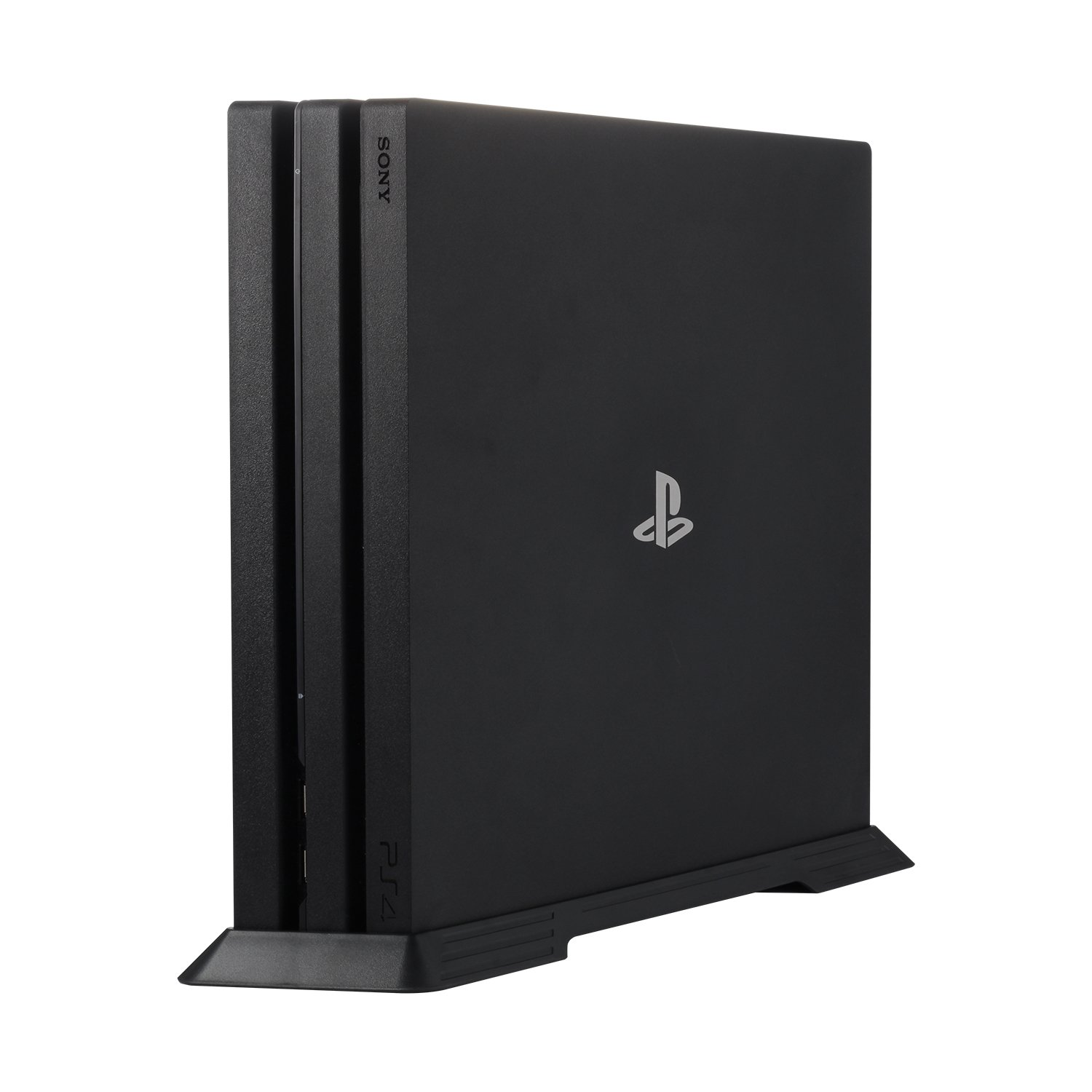 Younik VG-03 PS4 Pro Vertical Stand for Playstation 4 Pro with Built-in Cooling Vents and Non-slip Feet