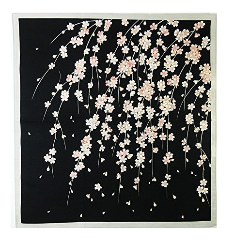 FUROSHIKI- Japanese Traditional Wrapping (SAKURA-Black)