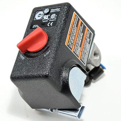 Craftsman 034 – 0184 Compresor De Aire Interruptor De Presión
