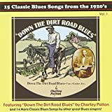 15 Classic Blues Songs from the 1920's, Vol. 1: Down the Dirt Road Blues