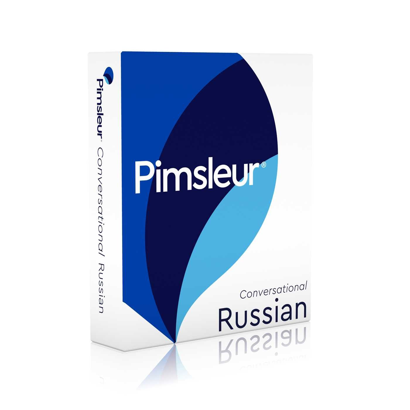 Pimsleur Russian Conversational Course Level 1 Lessons 1 16 Cd