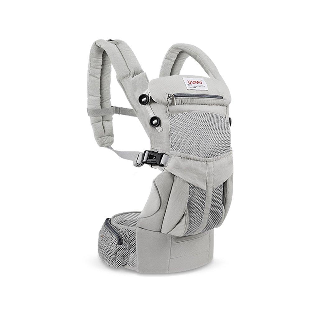 QIDI-Persönliche Pflege QIDI Babytrage Front Halten Multifunktional Universal Polyester Grau Tragetuch