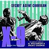 X-9: Secret Agent Corrigan Volume 2