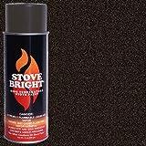 Stove Bright TI-8124 High Temperature Paint, 1200 Degree F...