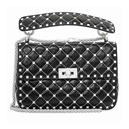 Valentino Black Shoulder Bag