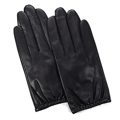 CCF Hiver Garder au Chaud Gants Hommes Coupe-Vent Protection Contre Le Froid Doublure Thermique écran Tactile C (Taille : M) Cuisine & Maison