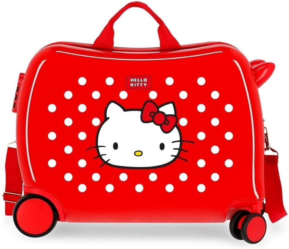 Maleta Infantil Castle of Hello Kitty