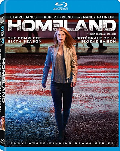Homeland Season 6 (Bilingual)[Blu-ray]
