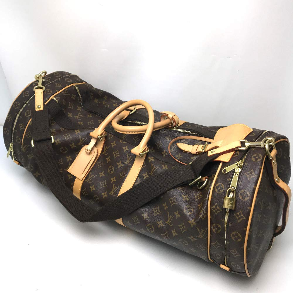 (ルイヴィトン)LOUIS VUITTON M92961 サックアスレティズム モノグラム ショルダーバッグ 旅行バッグ 2WAY ボストンバッグ モノグラムキャンバス/レディース 中古 B07K8N6QNN