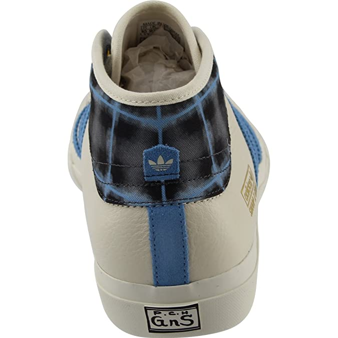best service bacf2 f6c71 Amazon.com   adidas Men s Matchcourt Mid Fashion Sneaker   Skateboarding