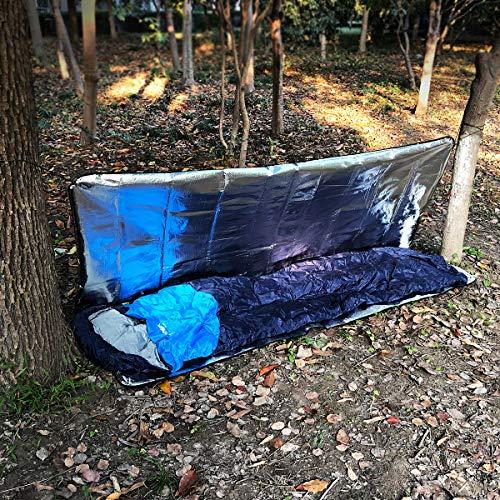 Reflective Blanket UTOOL Survival Emergency Blanket Waterproof Insulated Tarp