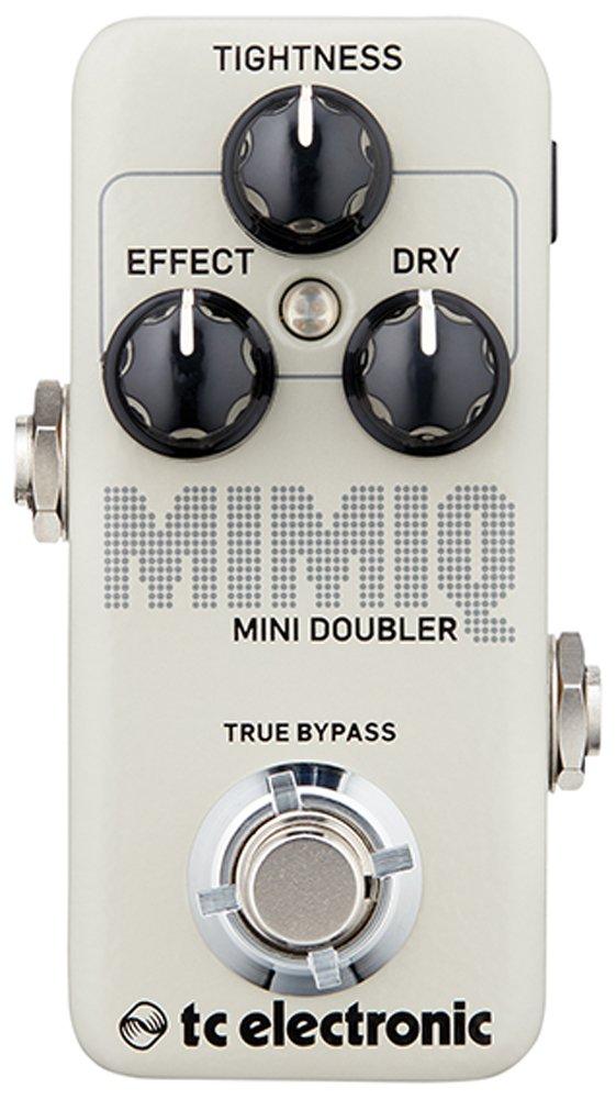 tc electronic Mimiq Mini Doubler ギター用ダブリングプロセッサー B0714QNJ3N