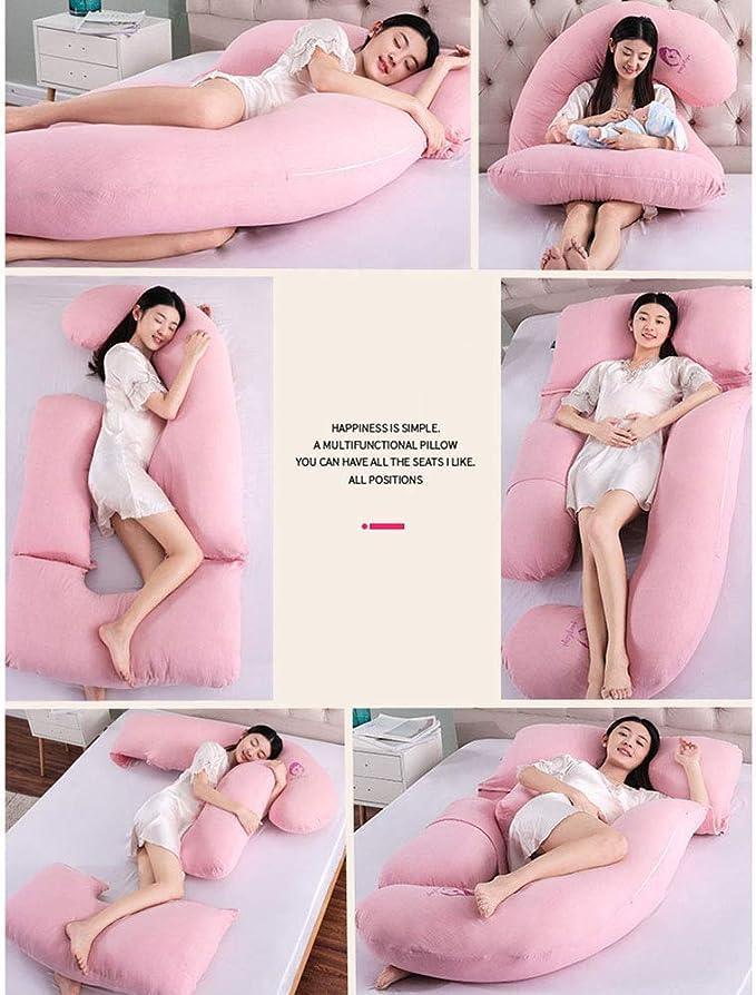 SDFG Pregnant women pillow waist side