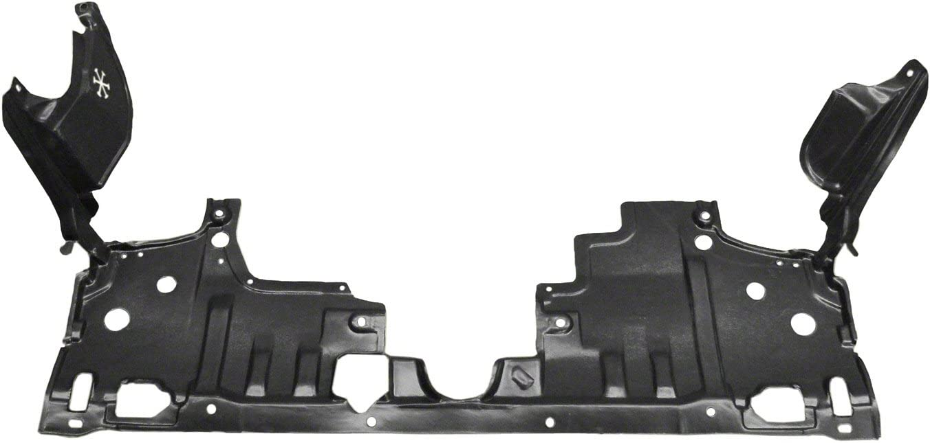 CPP HO1228132 Engine Cover for 2013-2016 Honda Accord