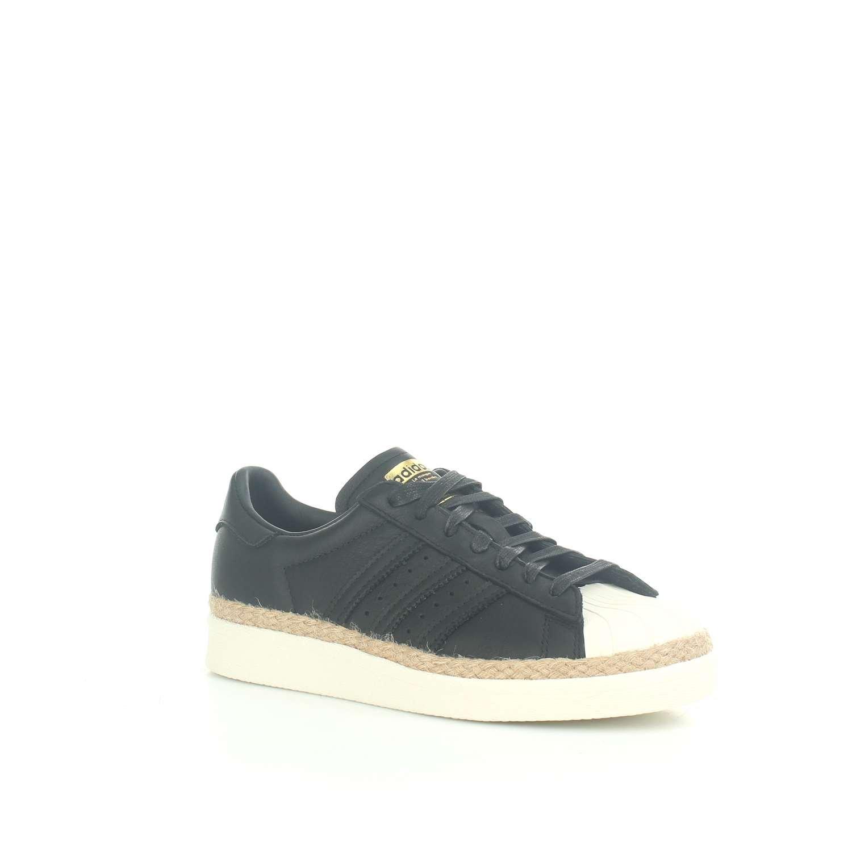 5b3681ef3c4785 adidas Originals Superstar 80S New Bold W, core Black-core Black-Off White:  Amazon.co.uk: Shoes & Bags