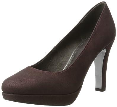 Pumps amp; oliver Toe S 22400 Closed Shoes uk Amazon Bags co Women's USRnUvX