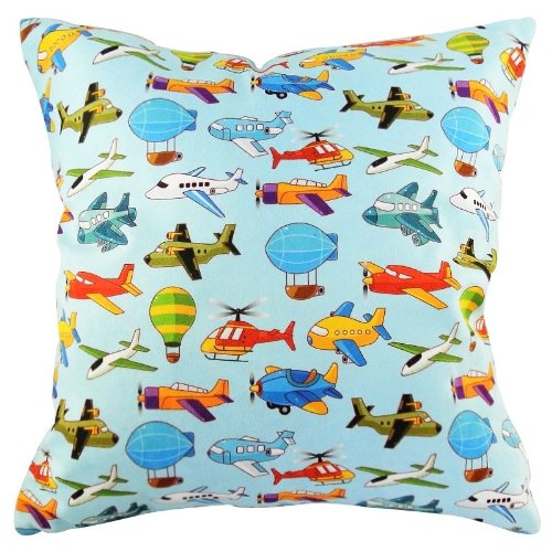 nava-blue-cartoon-aircraft-air-balloon-plane-kid-decorative-pillowcase-cushion-cover