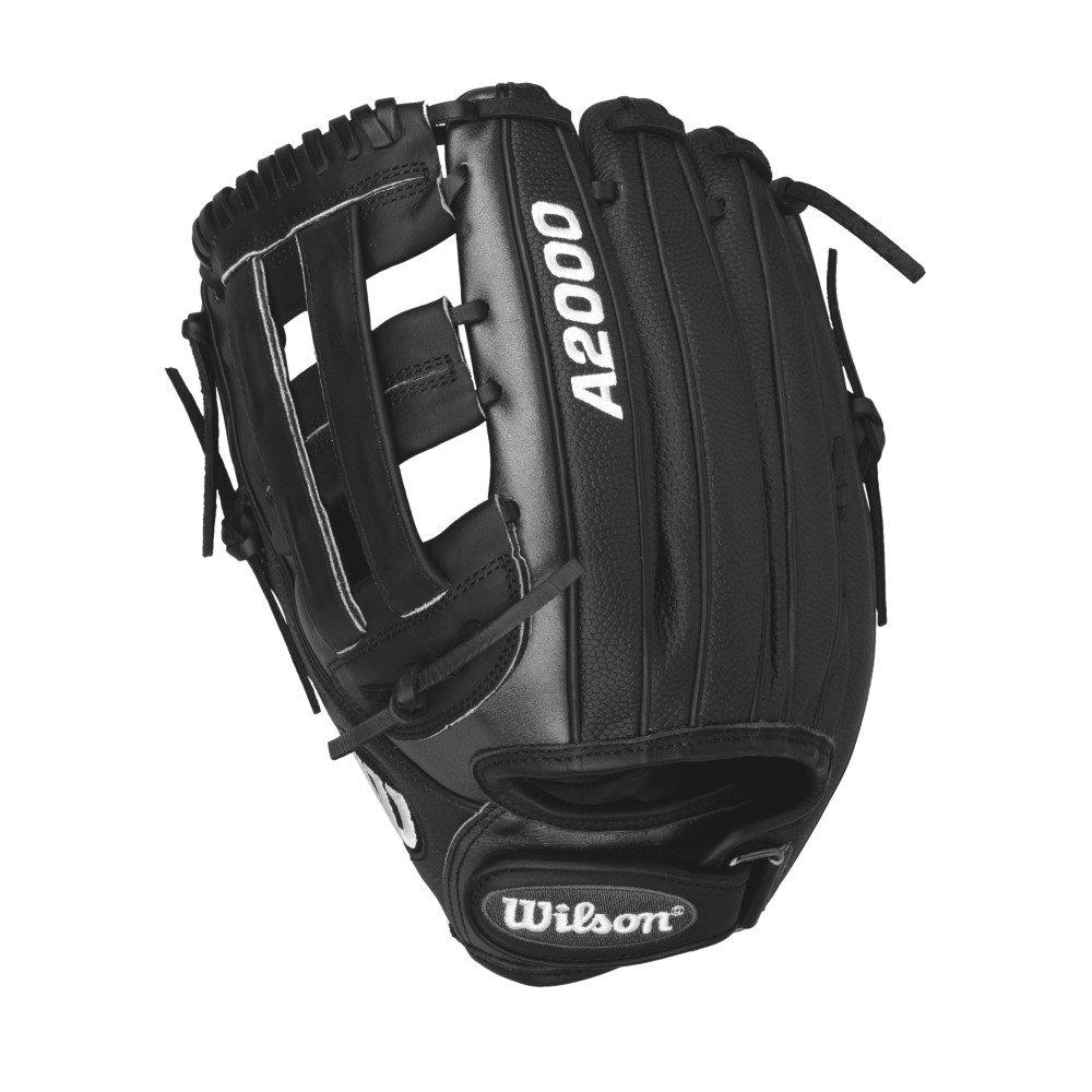 ウィルソンa2000 if-ss SuperSkin内野Fastpitchソフトボールグローブ B00KU4HEDC 12 inches|Right Hand Throw 12 inches