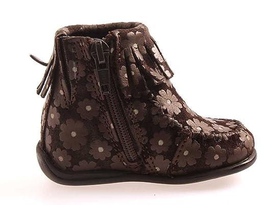 gattino Chaussures lederstiefelchen fille cuir mocassin premiers pas 0.011 E6fD9NaD
