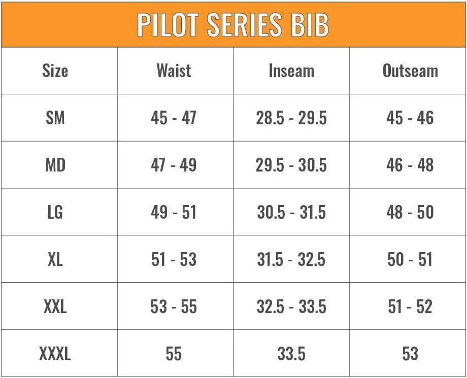 Dust Blue//Slate Size XX-Large Frogg Toggs Pilot II Guide Bib