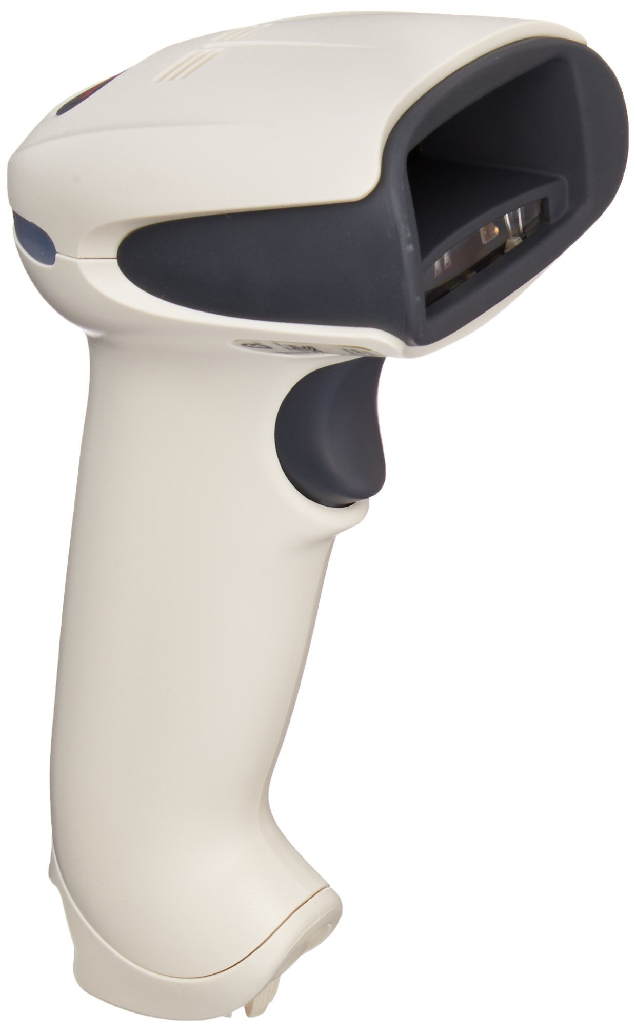 Honeywell 1902HHD-0USB-5 Xenon 1902h Cordless Handheld 1D and 2D Barcode Reader for Healthcare Applications, High-Density Focus, White