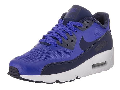 big sale b2fb3 97e7e Nike Youth Air Max 90 Ultra 2.0 Max Trainers, Blue (Paramount Blue binary  Blue white), 6 UK (39 EU)  Amazon.co.uk  Shoes   Bags