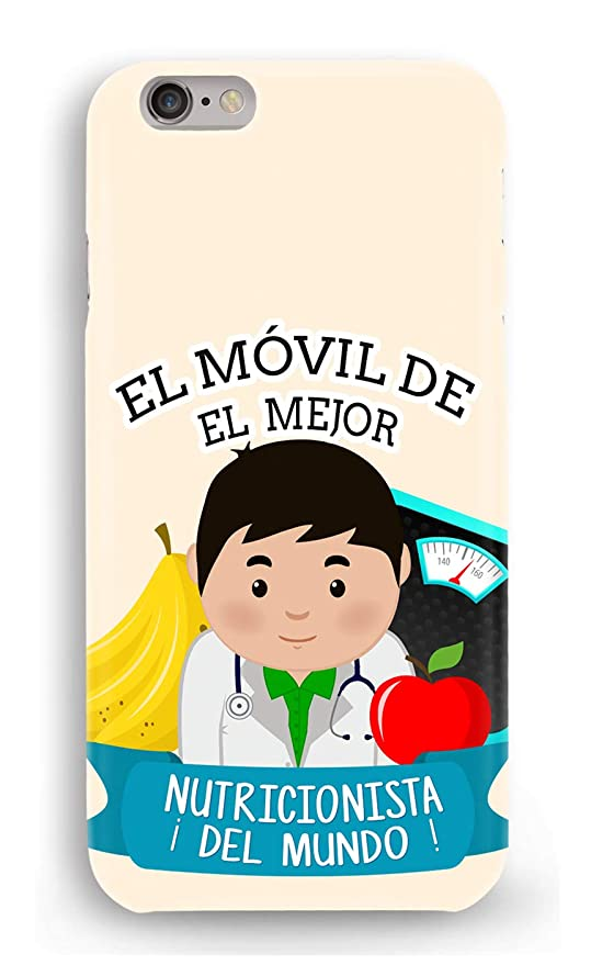 Funda Carcasa nutricionista para Huawei Mate 10 plástico rígido