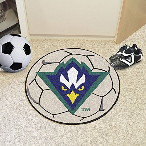 Fan Mats 502 UNCW - University of North Carolina at Wilmington Seahawks 27