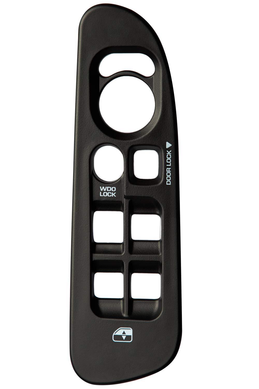 Slate Gray Window Switch Bezel for Dodge Ram 2002-2010 Window Switch Bezel Panel Trim