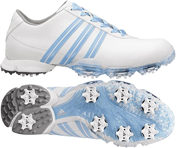 Amazon.com | Women's Adidas Signature Paula Golf Shoes | Golf