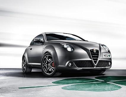 Amazon Alfa Romeo Mito Quadrifoglio Verde 2014 Car Art Poster