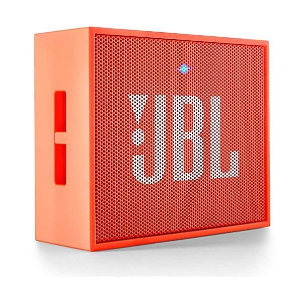 JBL Go Enceinte portable Bluetooth - Orange 1