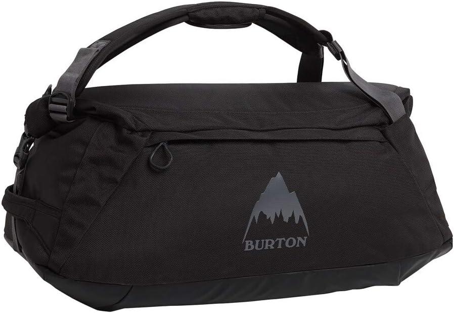Burton Multipath Bolsa de Viaje, 66 cm, 60 litros, True Black Ballistic