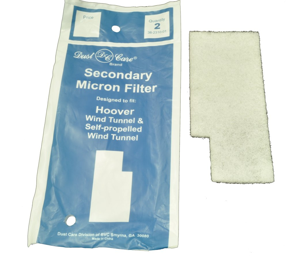 Hoover WindTunnel Upright Vacuum Cleaner Secondary Micron Filter