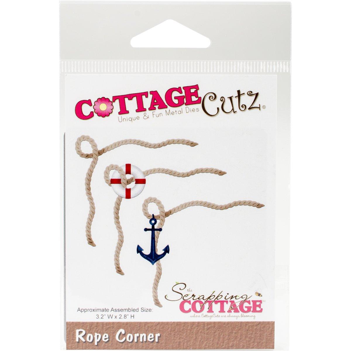 Cottagecutz Die-Rope Corner 3.2x2.8