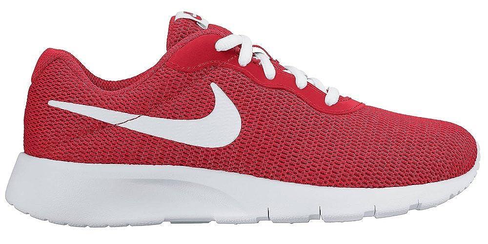 nike tanjun (gs), scarpe da corsa, ragazzo, red, 36, 1 / 2: